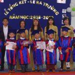 Tổ chức lễ tốt nghiệp và lễ tổng kết